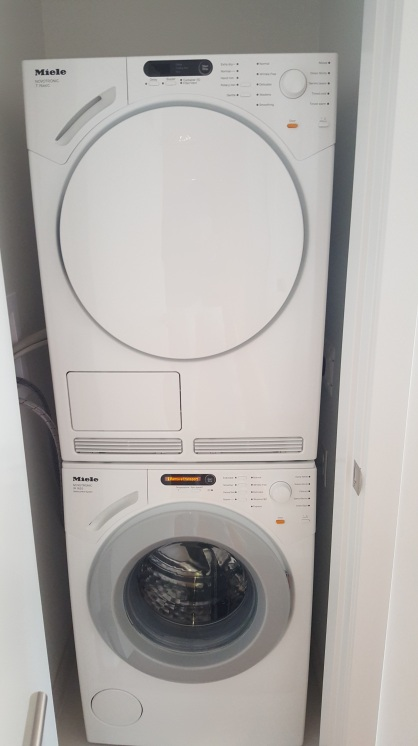 Miele Washer / Dryer